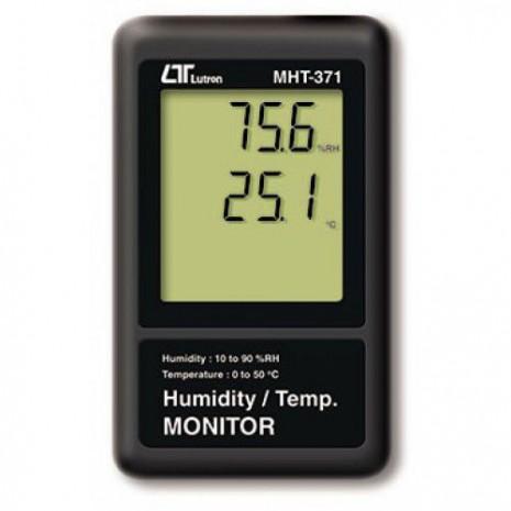 Máy đo nhiệt độ, độ ẩm LUTRON MHT-371