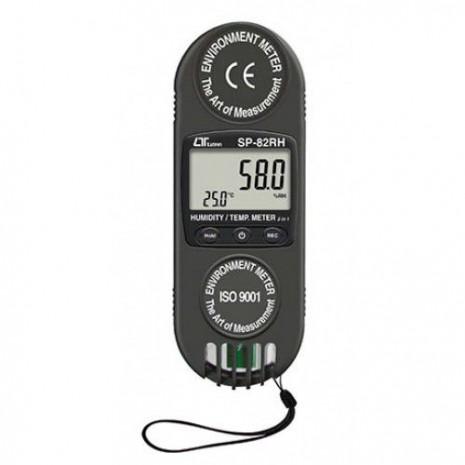 Máy đo độ ẩm, nhiệt độ môi trường, nhiệt độ điểm sương LUTRON SP-82RH