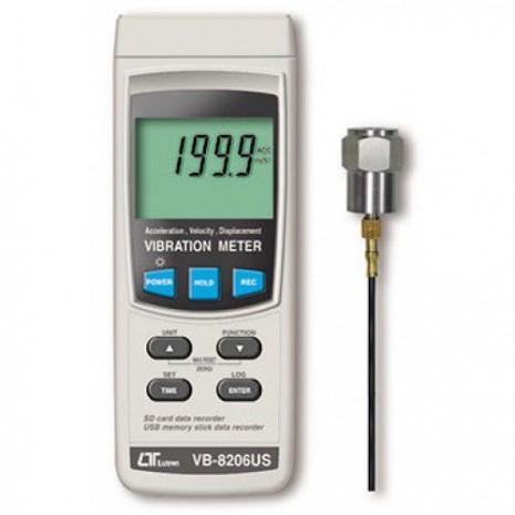 Máy đo độ rung LUTRON VB-8206US