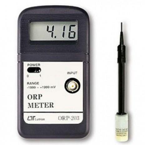 Thiết bị đo ORP Lutron ORP-203