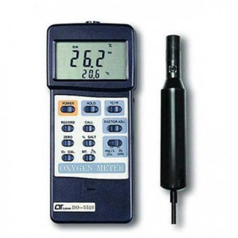 Thiết bị đo nồng độ oxy Lutron DO-5510
