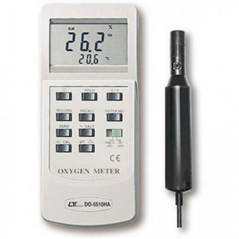 Thiết bị đo nồng độ oxy Lutron DO-5510HA
