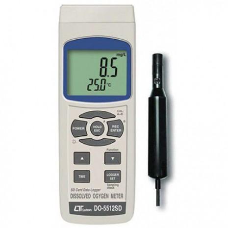Thiết bị đo nồng độ oxy Lutron DO-5512SD