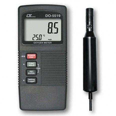 Thiết bị đo nồng độ oxy Lutron DO-5519