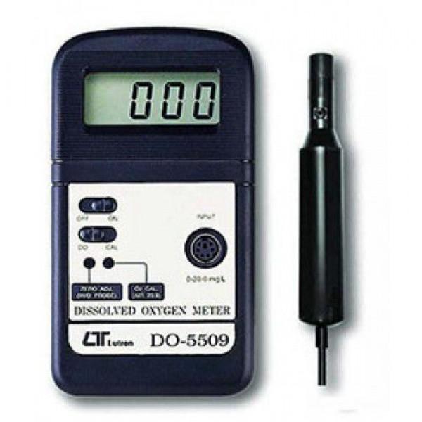 Thiết bị đo nồng độ oxy Lutron DO-5509