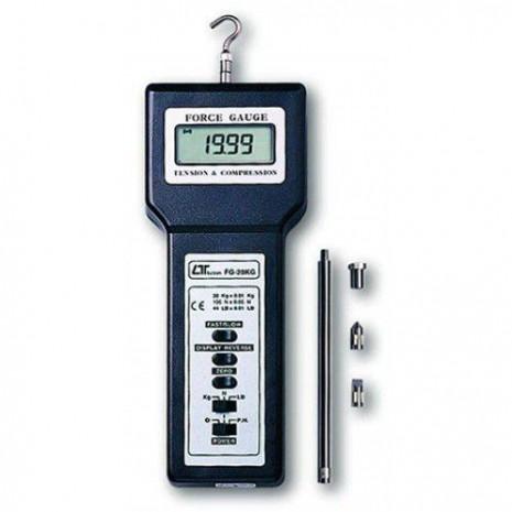 Máy đo lực, sức căng vật liệu 20kg LUTRON FG-20KG