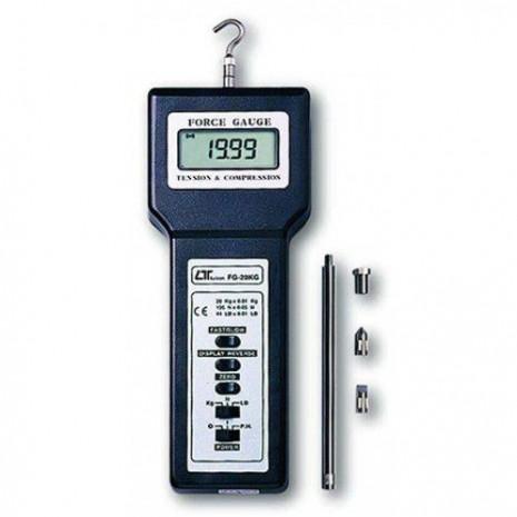 Máy đo lực, sức căng vật liệu 20kg, RS232 LUTRON FG-20KG