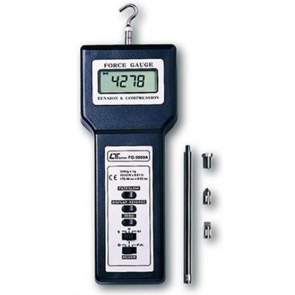 Máy đo sức căng vật liệu kết nối RS232 LUTRON FG-5000A