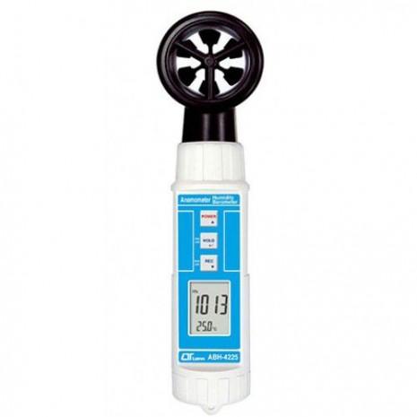 Thiết bị đo gió, áp suất, độ ẩm, nhiệt độ môi trường ABH-4225 (4 in 1)