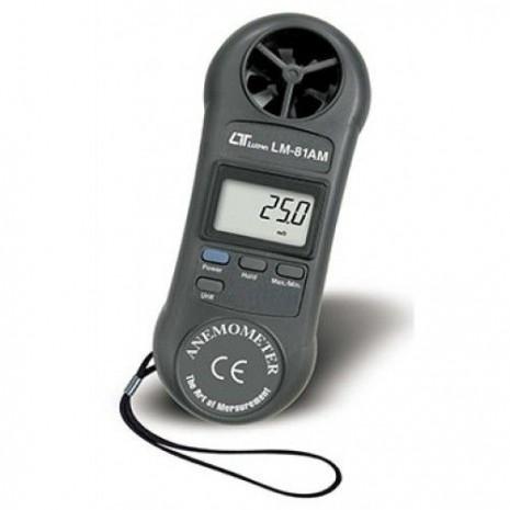 Thiết bị đo tốc độ gió LM-81AM