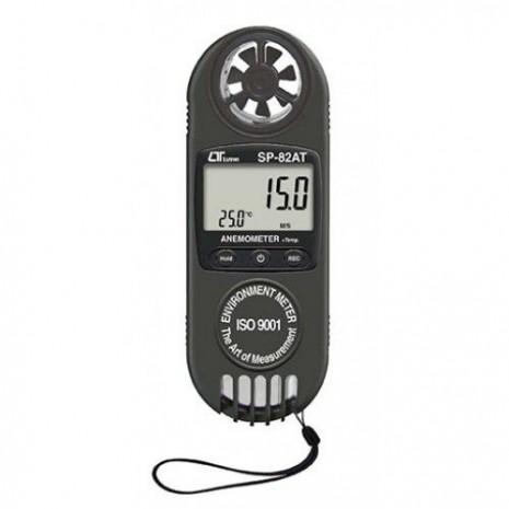 Thiết bị đo tốc độ gió, lưu lượng gió, nhiệt độ SP-82AT