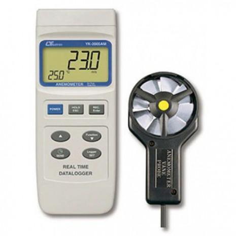Thiết bị đo tốc độ gió, lưu lượng gió YK-2005AM