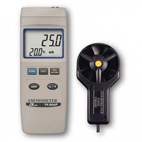 Thiết bị đo tốc độ gió YK-80AP