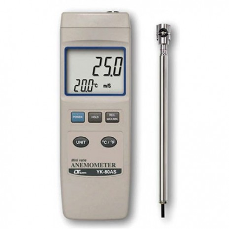 Thiết bị đo tốc độ gió YK-80AS