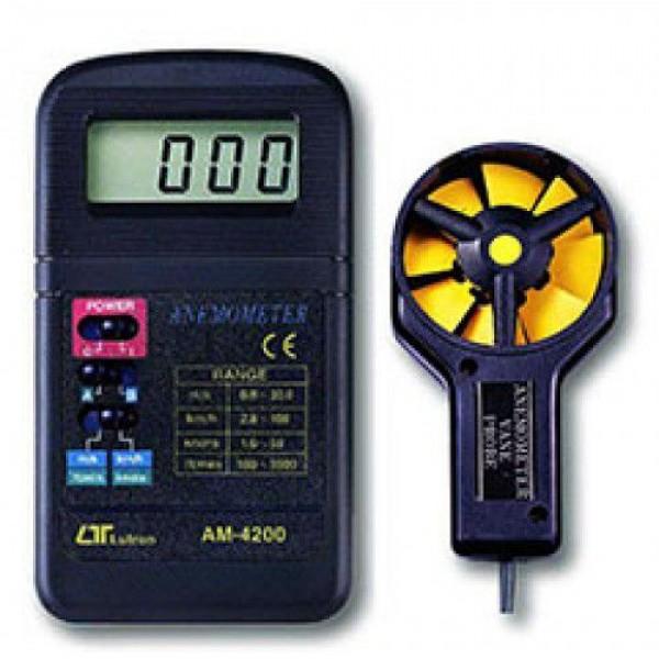 Thiết bị đo tốc độ gió AM-4200