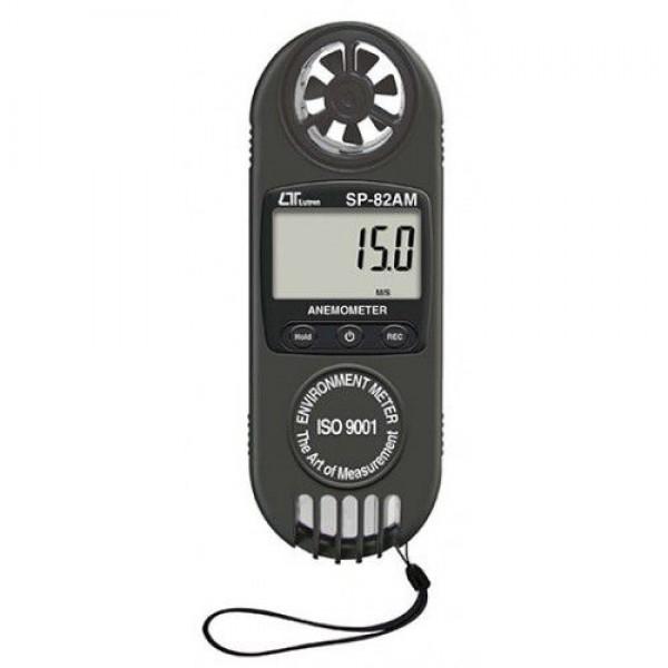 Thiết bị đo tốc độ gió, lưu lượng gió SP-82AM