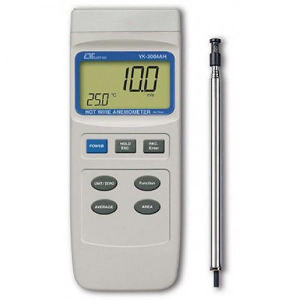 Thiết bị đo tốc độ gió, lưu lượng gió YK-2004AH