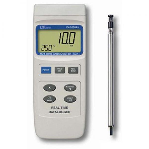 Thiết bị đo tốc độ gió, lưu lượng gió YK-2005AH