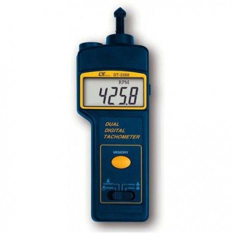 Máy đo tốc độ vòng quay LUTRON DT-2268