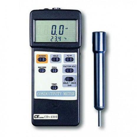 Thiết bị đo độ dẫn điện của nước CD-4303
