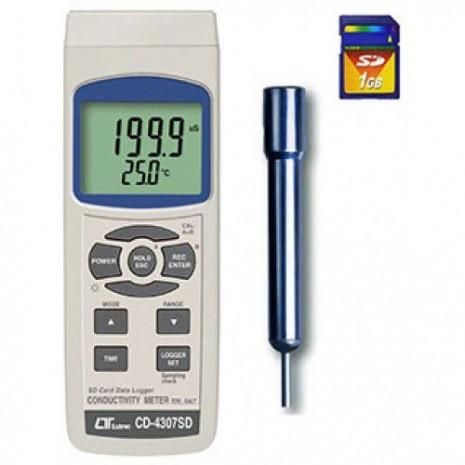 Thiết bị đo độ dẫn điện của nước CD-4307SD