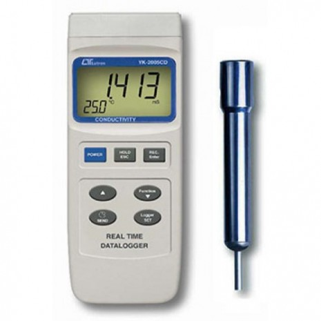 Thiết bị đo độ dẫn điện của nước LUTRON YK-2005CD