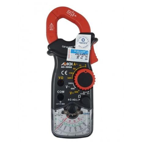Ampe kìm chỉ thị kim APECH AC-306A (300A)