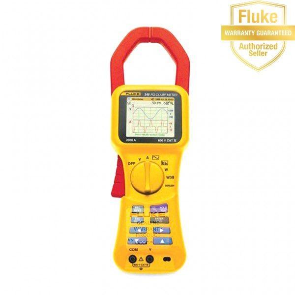 Ampe kẹp hiện số Fluke 345